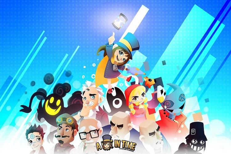 اخبار جدیدی از بازی A Hat in Time در نمایشگاه گیمزکام 2018 منتشر میشود