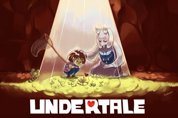 نسخه کالکتور Undertale برای نینتندو سوییچ معرفی شد