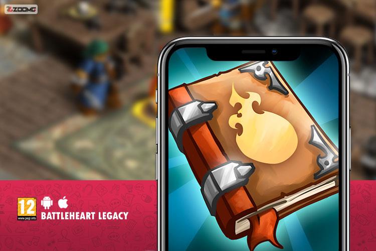 معرفی بازی موبایل Battleheart Legacy: میراث جنگجوی قلبها