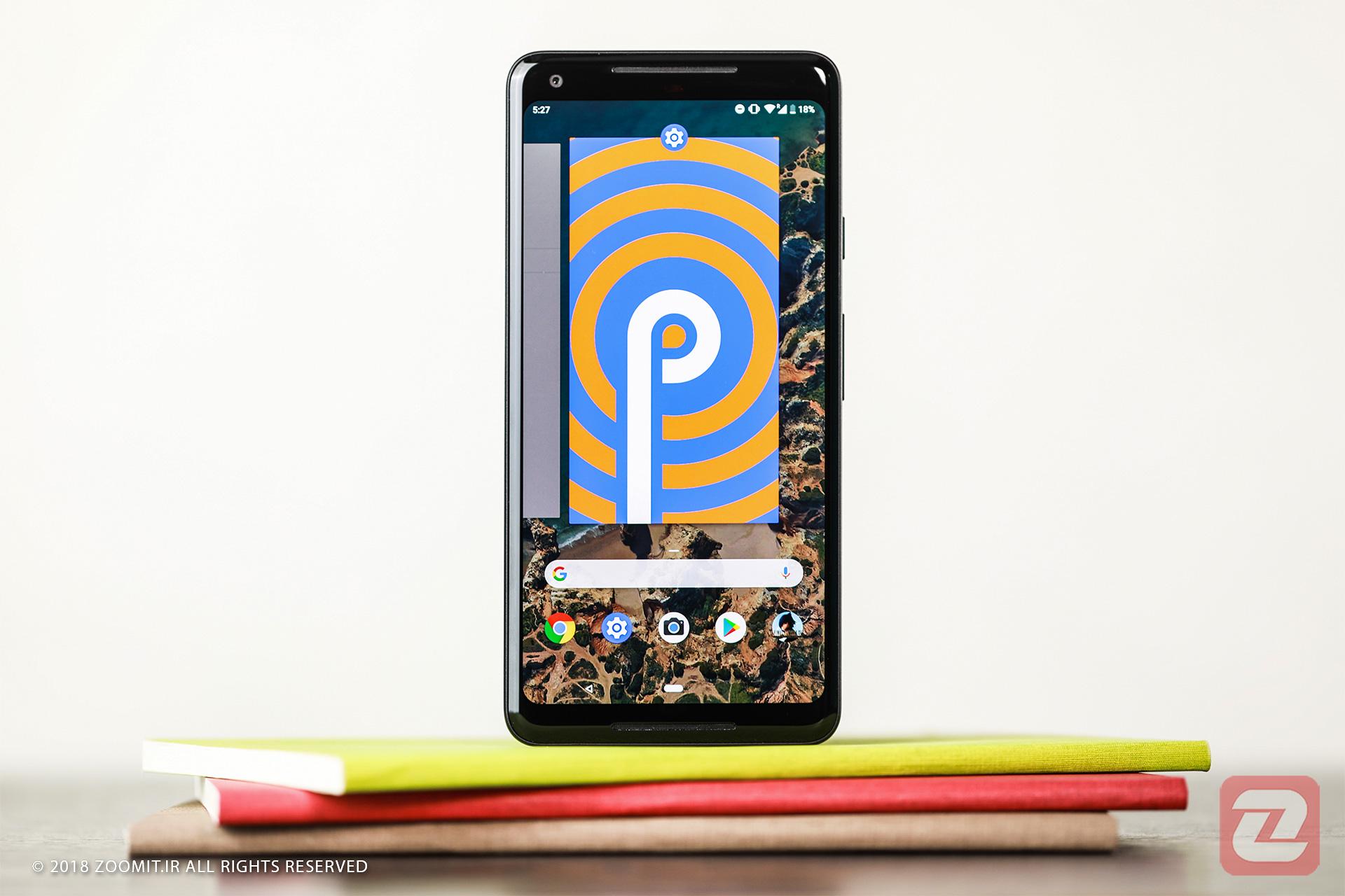 اندروید 9 پای برای کدام گوشی ها منتشر میشود
