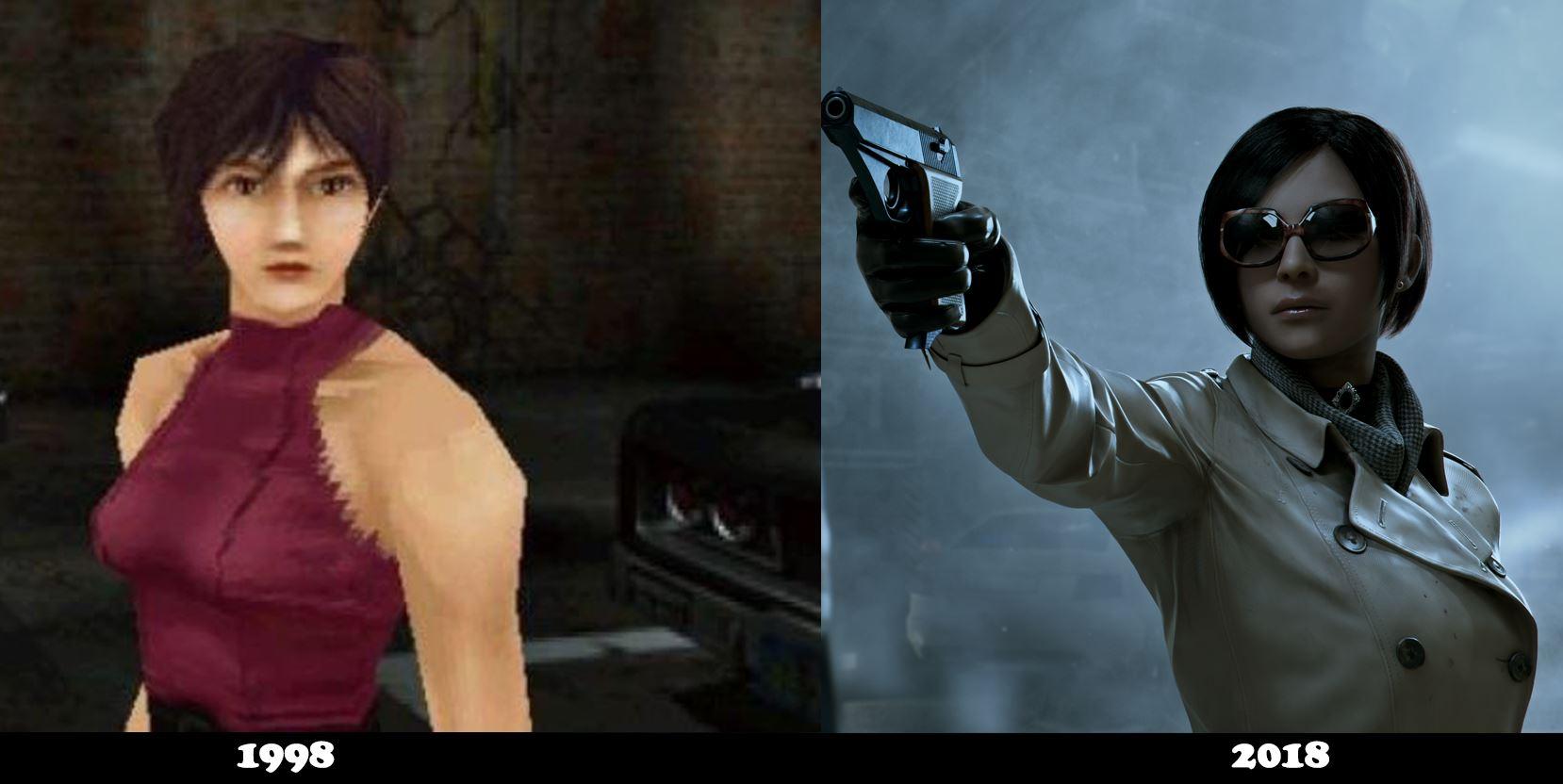 تصاویری از Resident Evil 2 منتشر شده که به مقایسه نسخه اصلی و Remake آن میپردازد