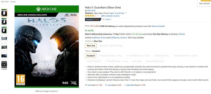 بروزرسانی طرح روی جلد Halo 5 به عرضه این بازی بر روی PC اشاره دارد