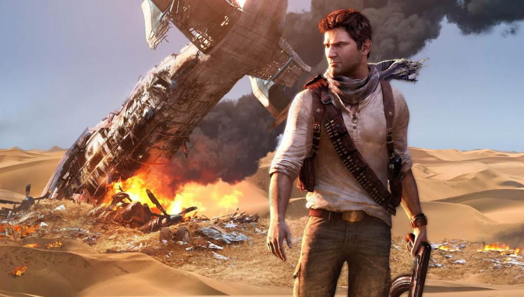 shawn levi,movie,uncharted
