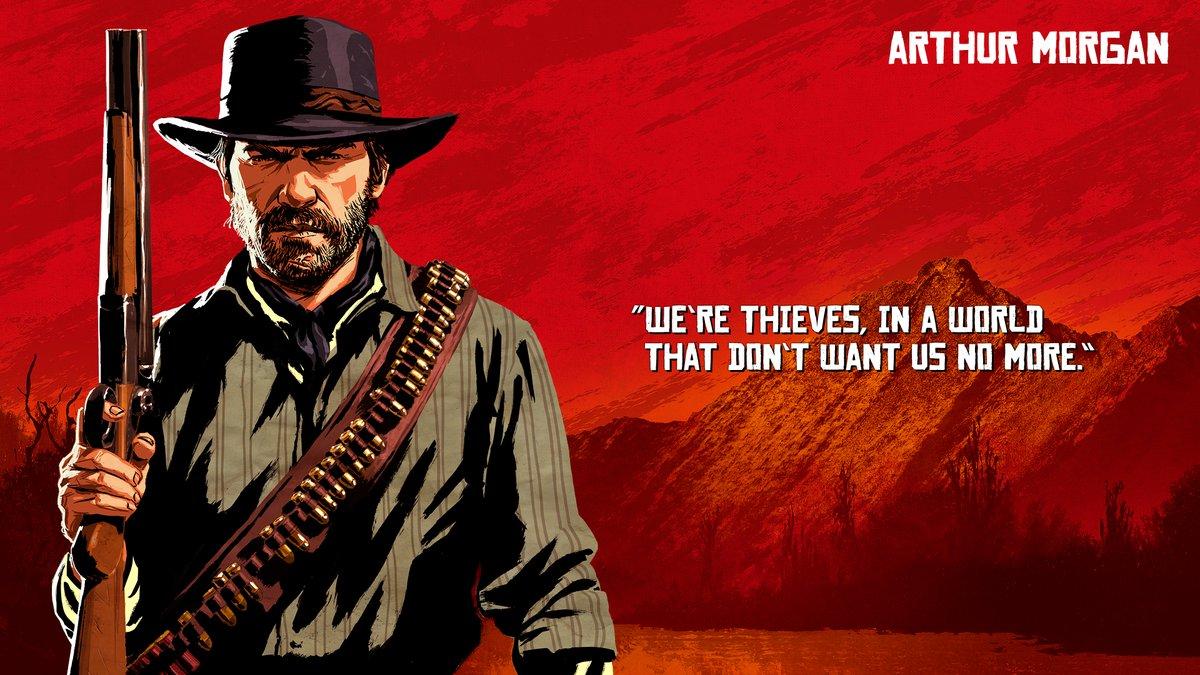 با گروه خلافکار Dutch و Arthur Morgan در Red Dead Redemption 2 بیشتر آشنا شوید