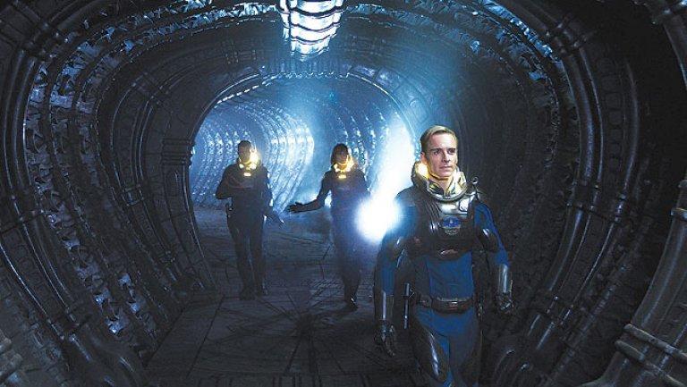 فیلم بیگانه,ریدلی اسکات,علمی تخیلی