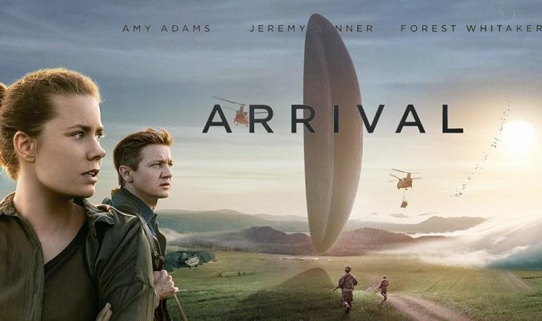 فیلم ورودی,ARRIVAL,علمی تخیلی