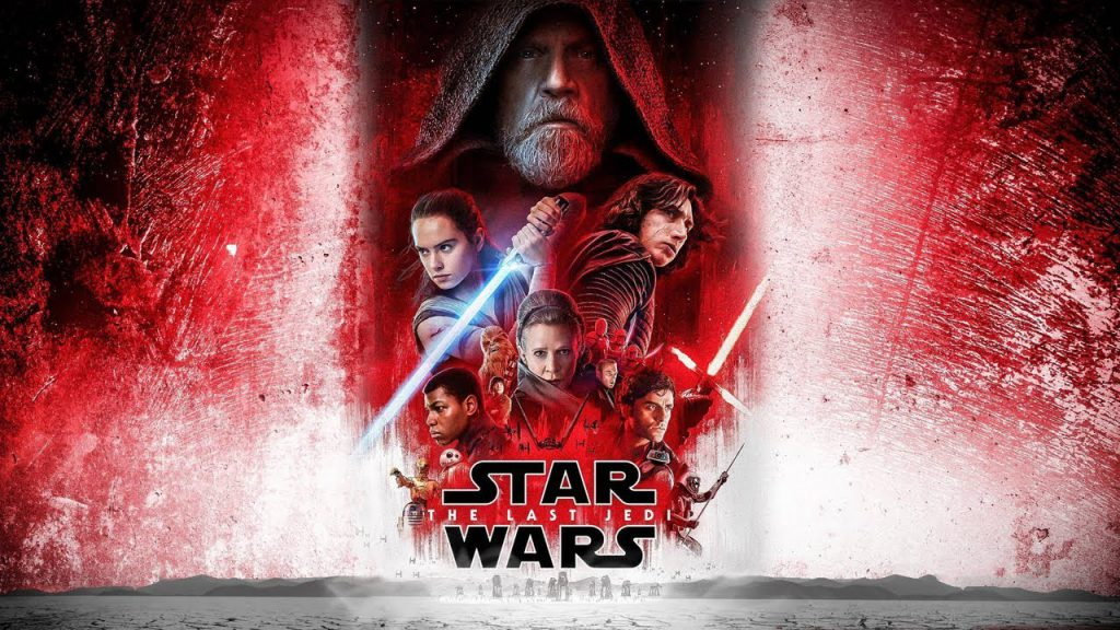 فیلم STAR WARS: THE LAST JEDI,علمی تخیلی