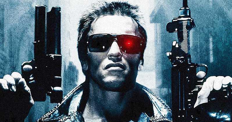 فیلم ترمیناتور,آرنولد,علمی-تخیلی