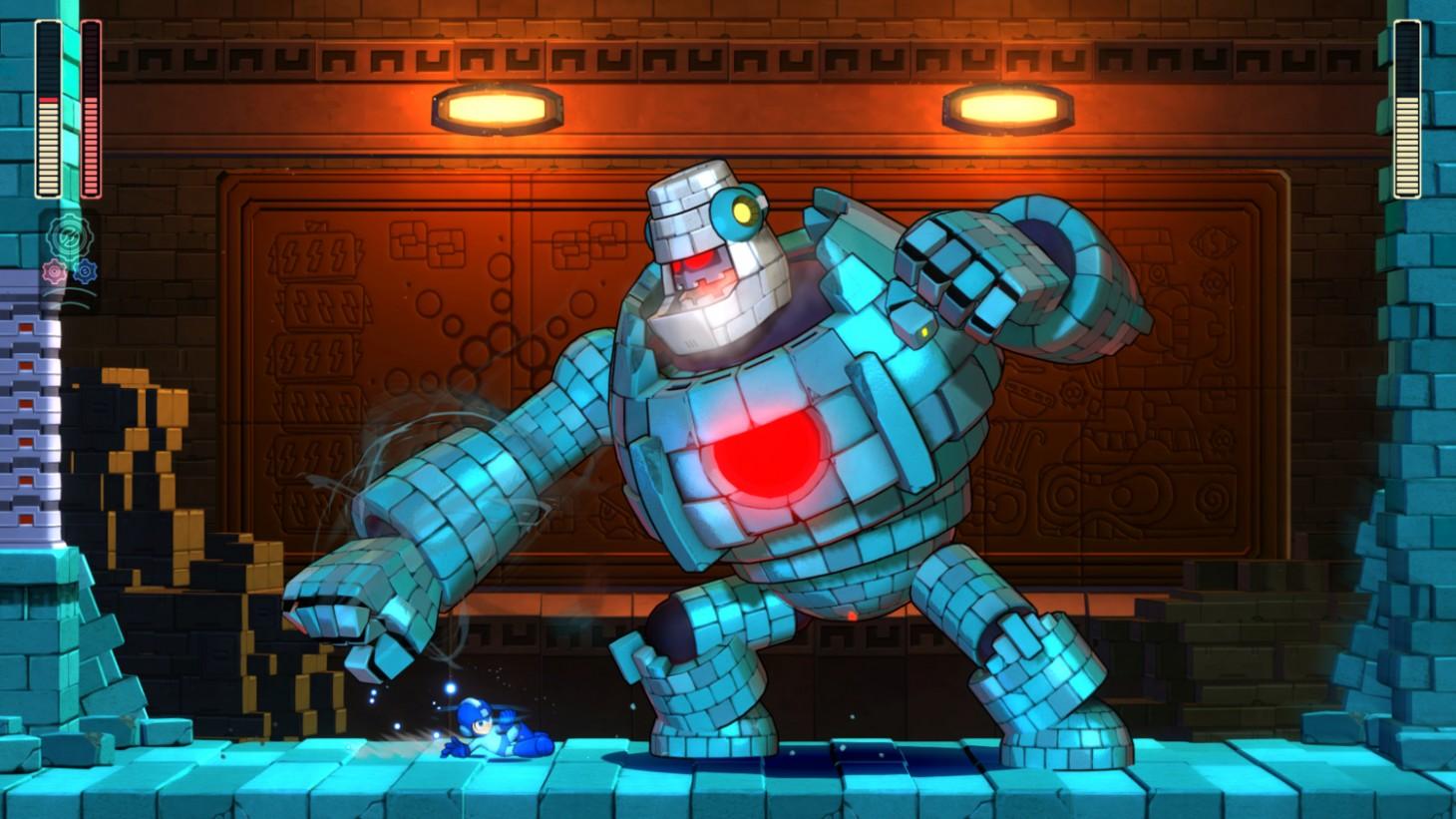Mega Man 11 meta 2