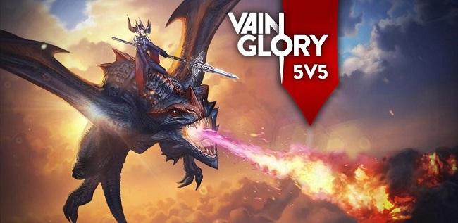 معرفی و دانلود بازی VainGlory (خودستایی)