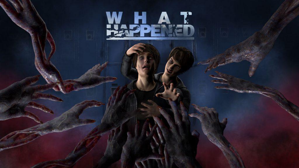بازی What happened