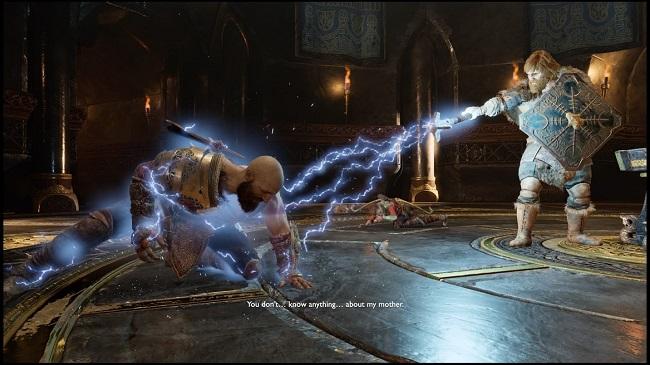 نقد و بررسی بازی God of War