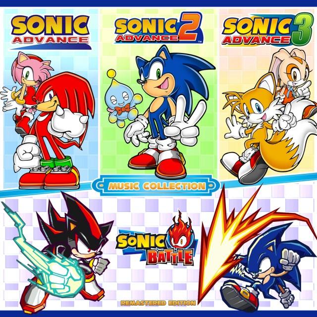 دانلود موسیقی متن بازی Sonic Advance