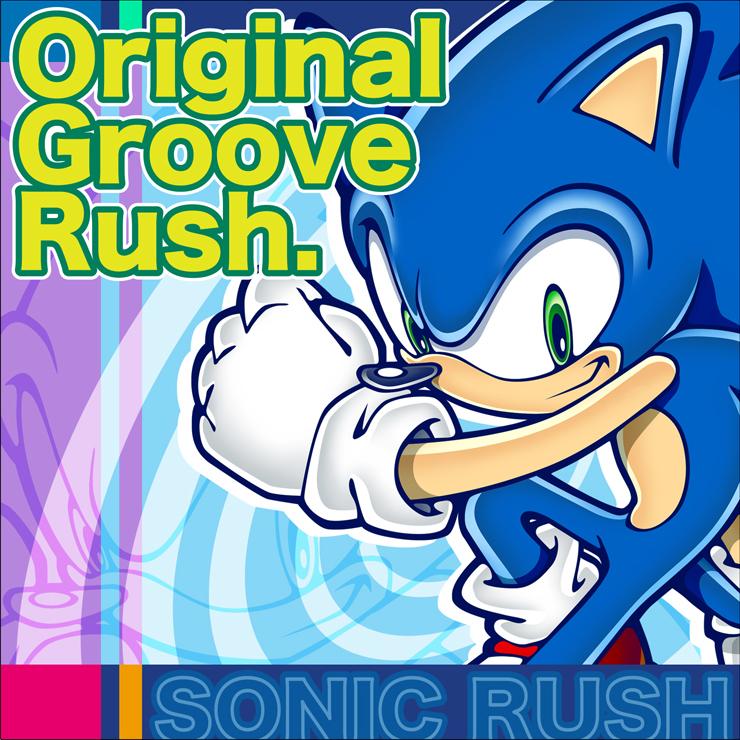 دانلود موسیقی متن بازی Sonic Rush