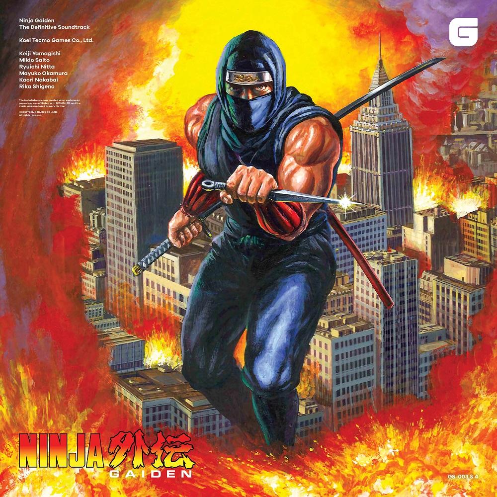 دانلود موسیقی متن بازی Ninja Gaiden