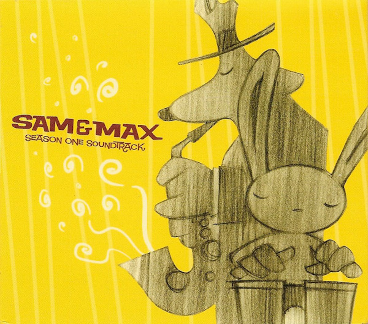 دانلود موسیقی متن بازی Sam & Max Save the World