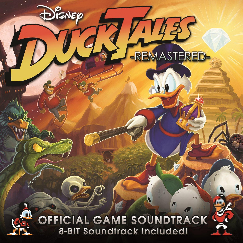 دانلود موسیقی متن بازی DuckTales Remastered