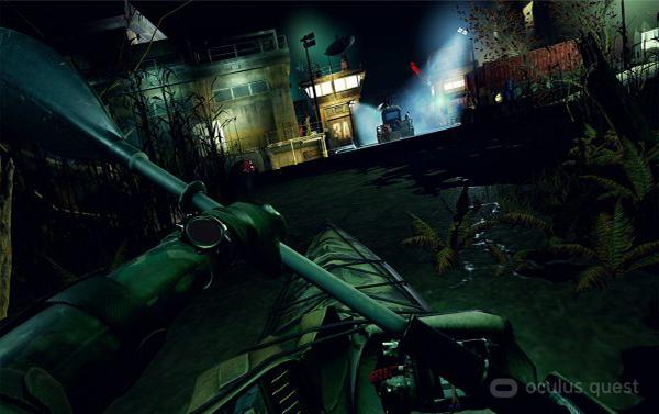 اطلاعاتی در مورد بازی Phantom: Covert Ops که به صورت VR قابل بازی است