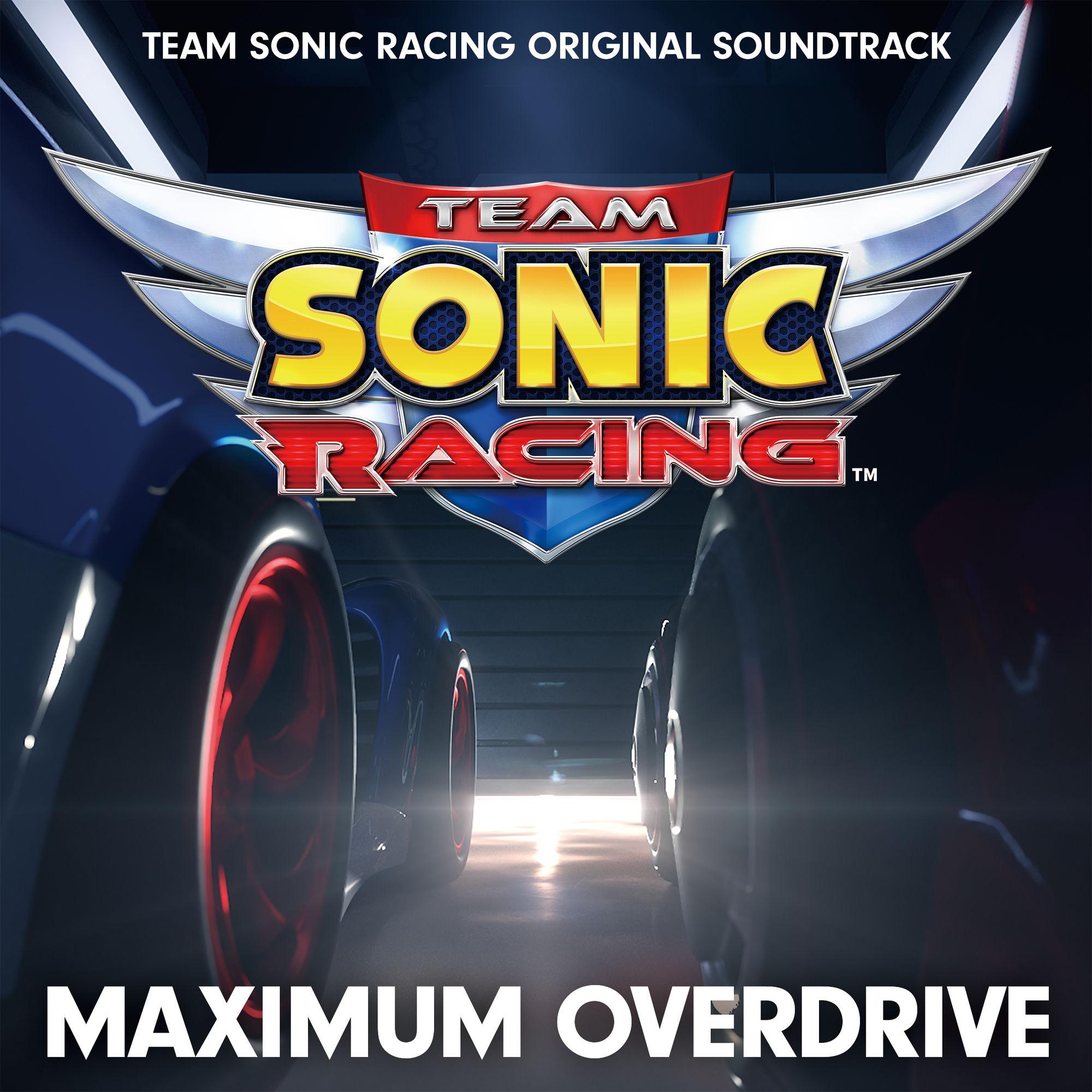 دانلود موسیقی متن بازی Team Sonic Racing