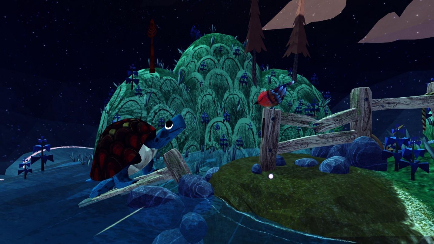 نقد و بررسی بازی Luna