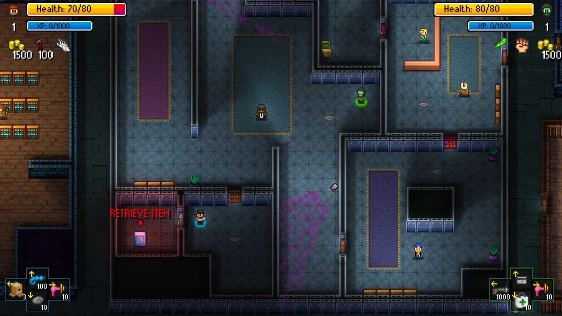 نقد و بررسی بازی Streets of Rogue
