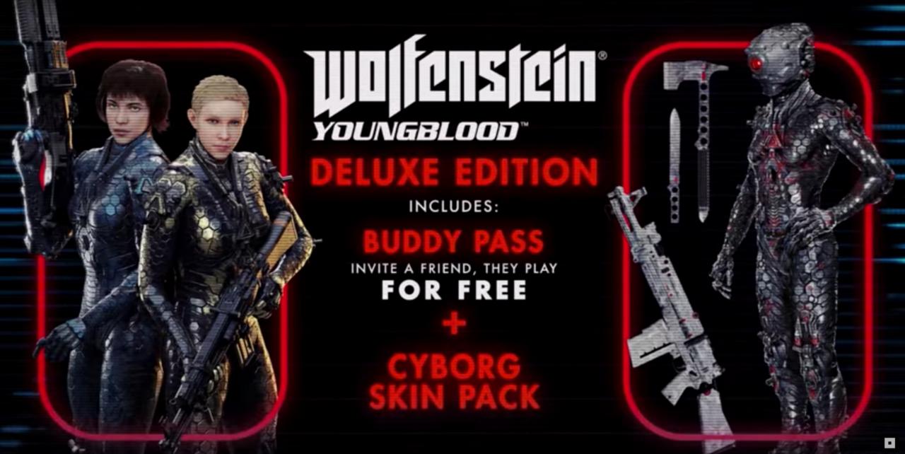 10 نکتهای که باید پیش از تجربه Wolfenstein Youngblood بدانید