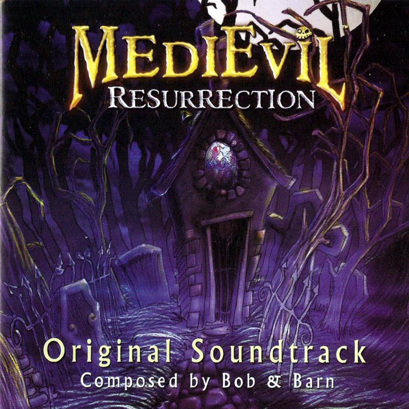 دانلود موسیقی متن بازی MediEvil Resurrection