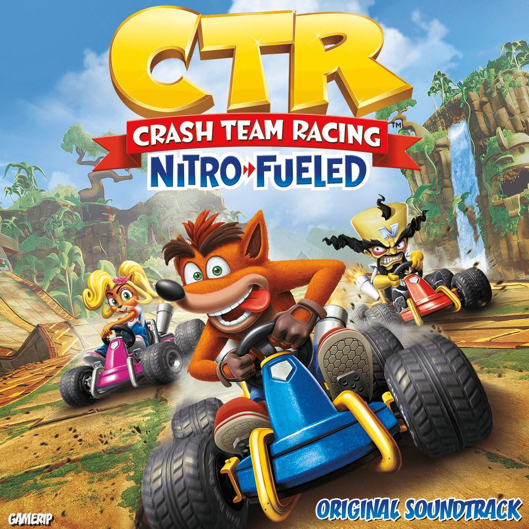 دانلود موسیقی متن بازی Crash Team Racing Nitro-Fueled