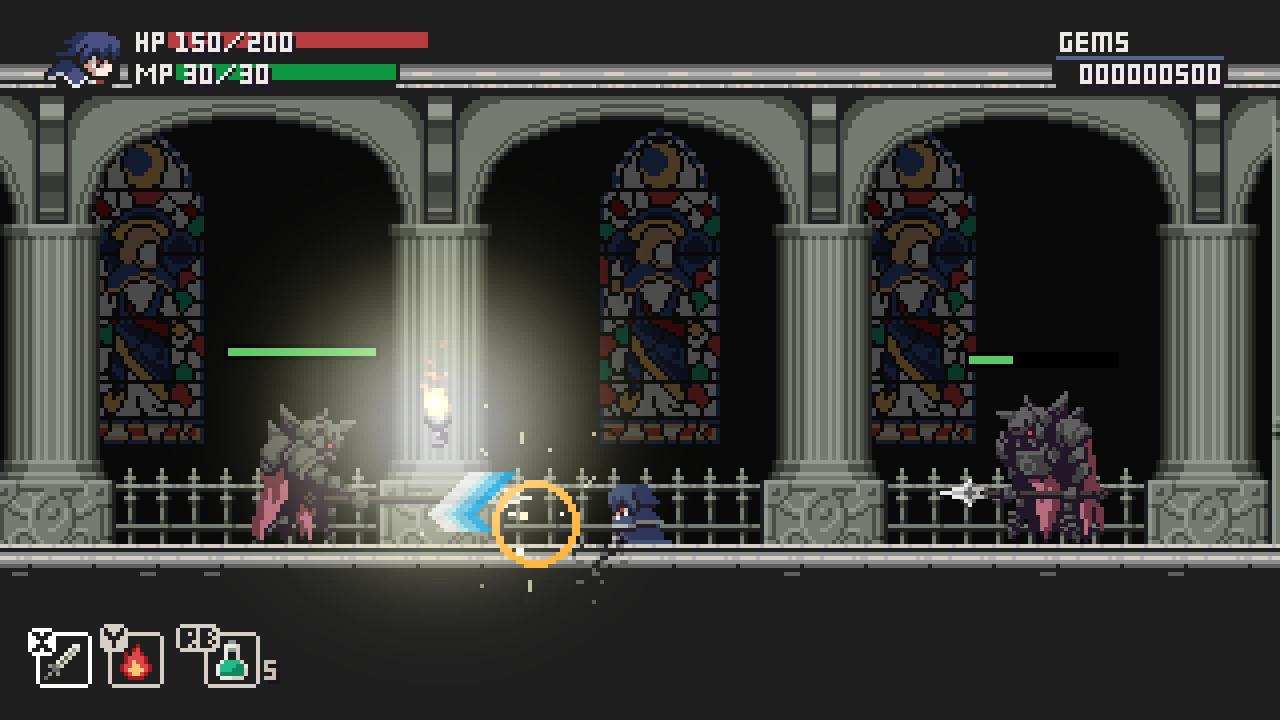 نقد و بررسی بازی Steel Sword Story