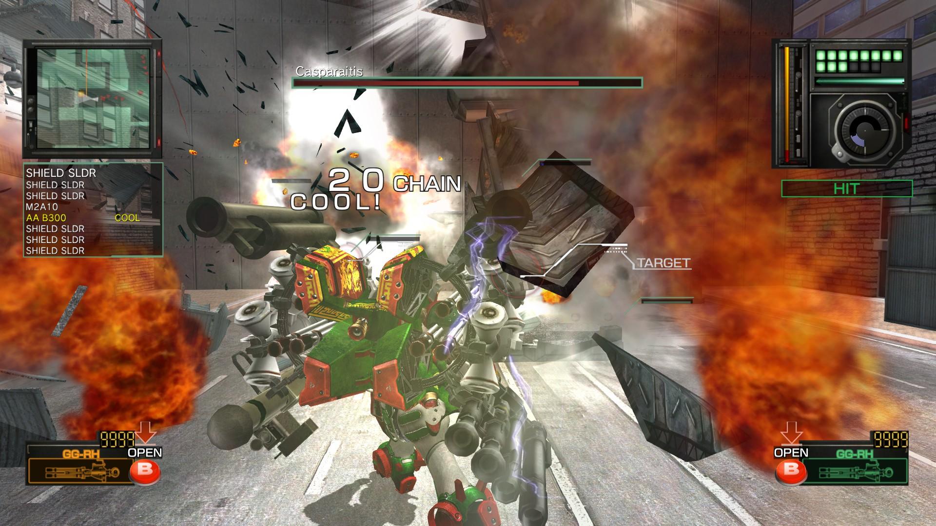 نقد و بررسی بازی Metal Wolf Chaos XD