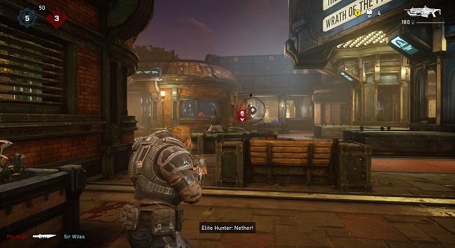 بررسی بتای بازی Gears 5