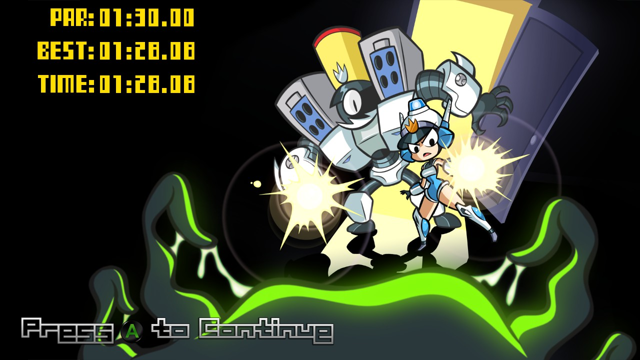 نقد و بررسی بازی Mighty Switch Force! Collection