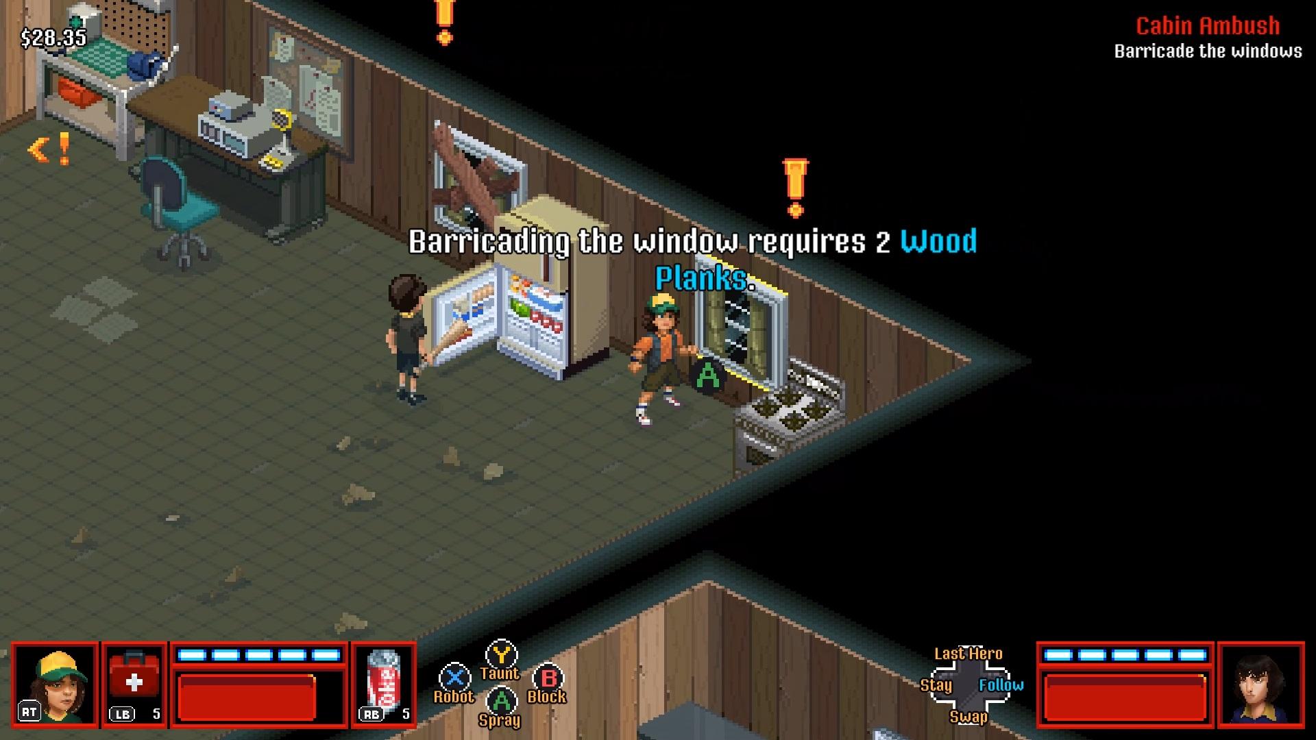 نقد و بررسی بازی Stranger Things 3: The Game