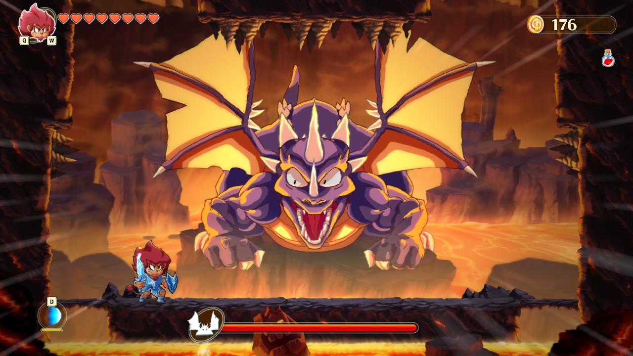 نقد و بررسی بازی Monster Boy