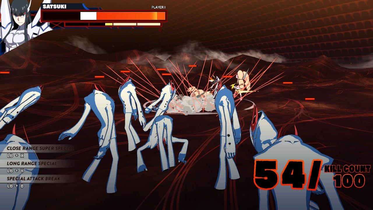 نقد و بررسی بازی Kill La Kill