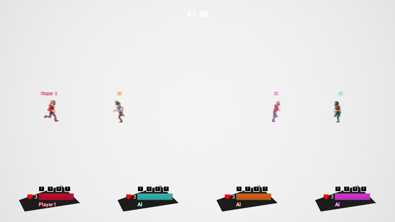 نقد و بررسی بازی Run Roll Rumble