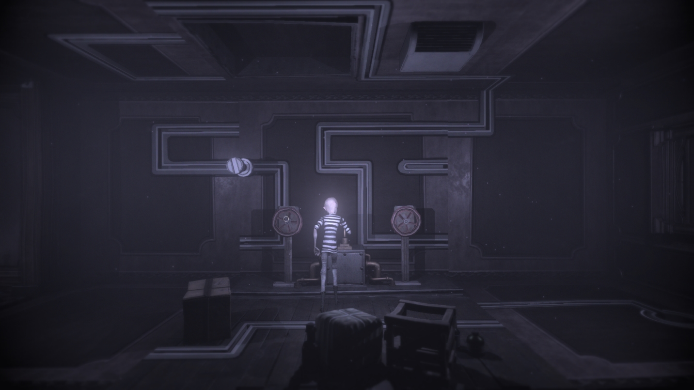 نقد و بررسی بازی DARQ
