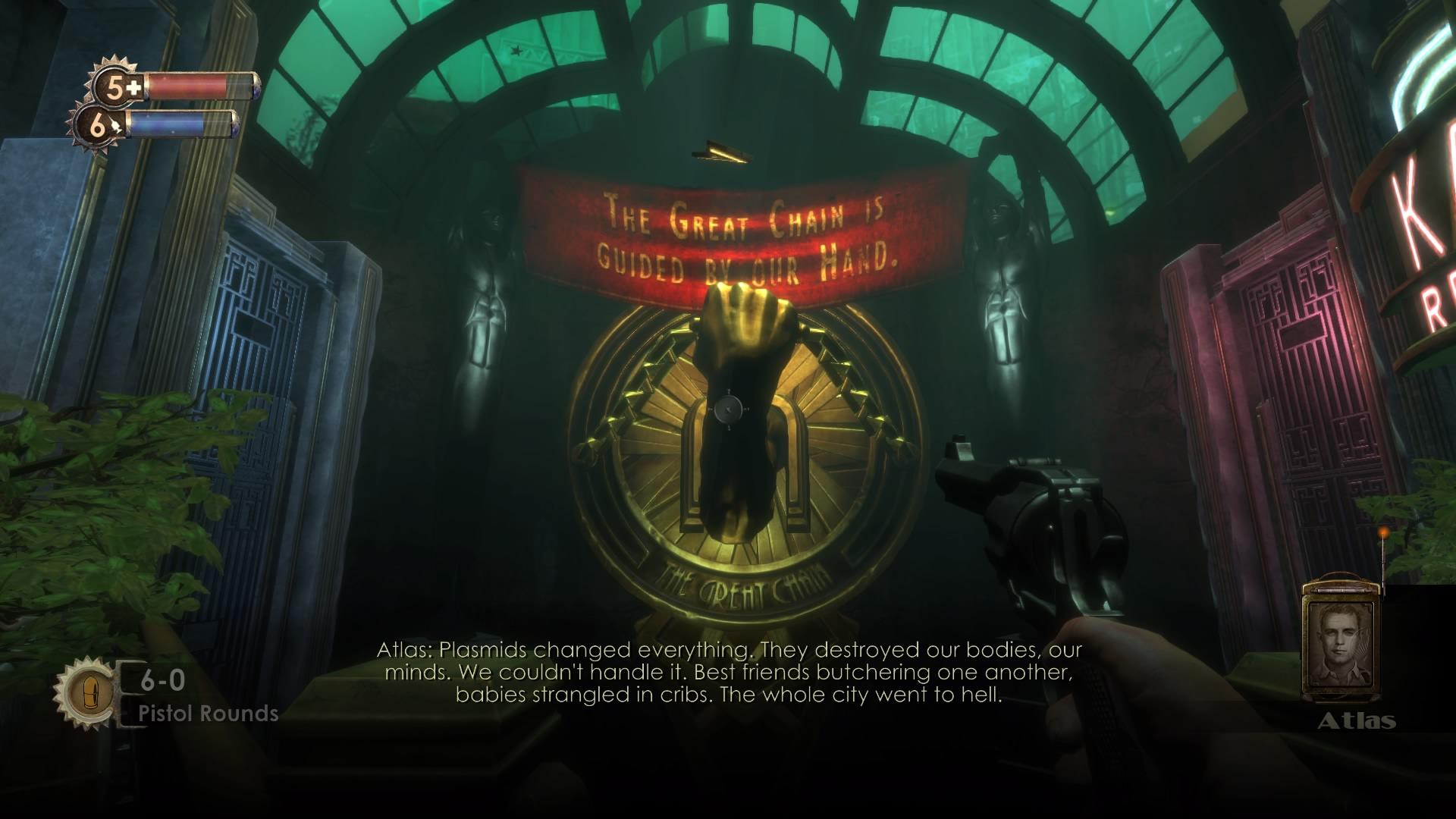 بازی Bioshock