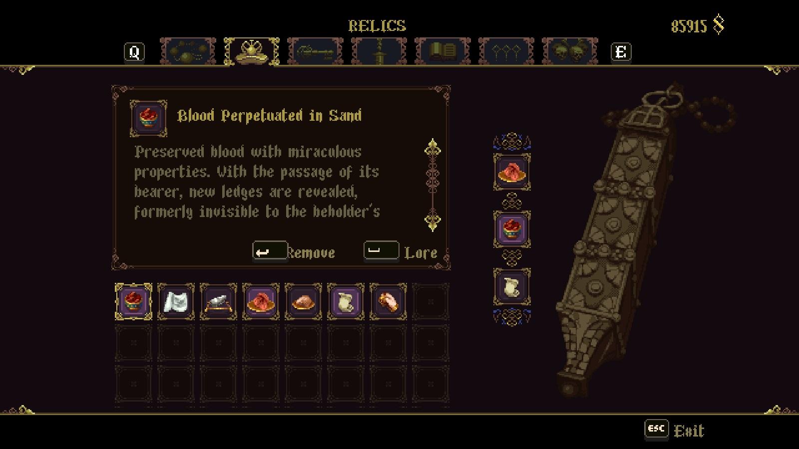 نقد و بررسی بازی Blasphemous