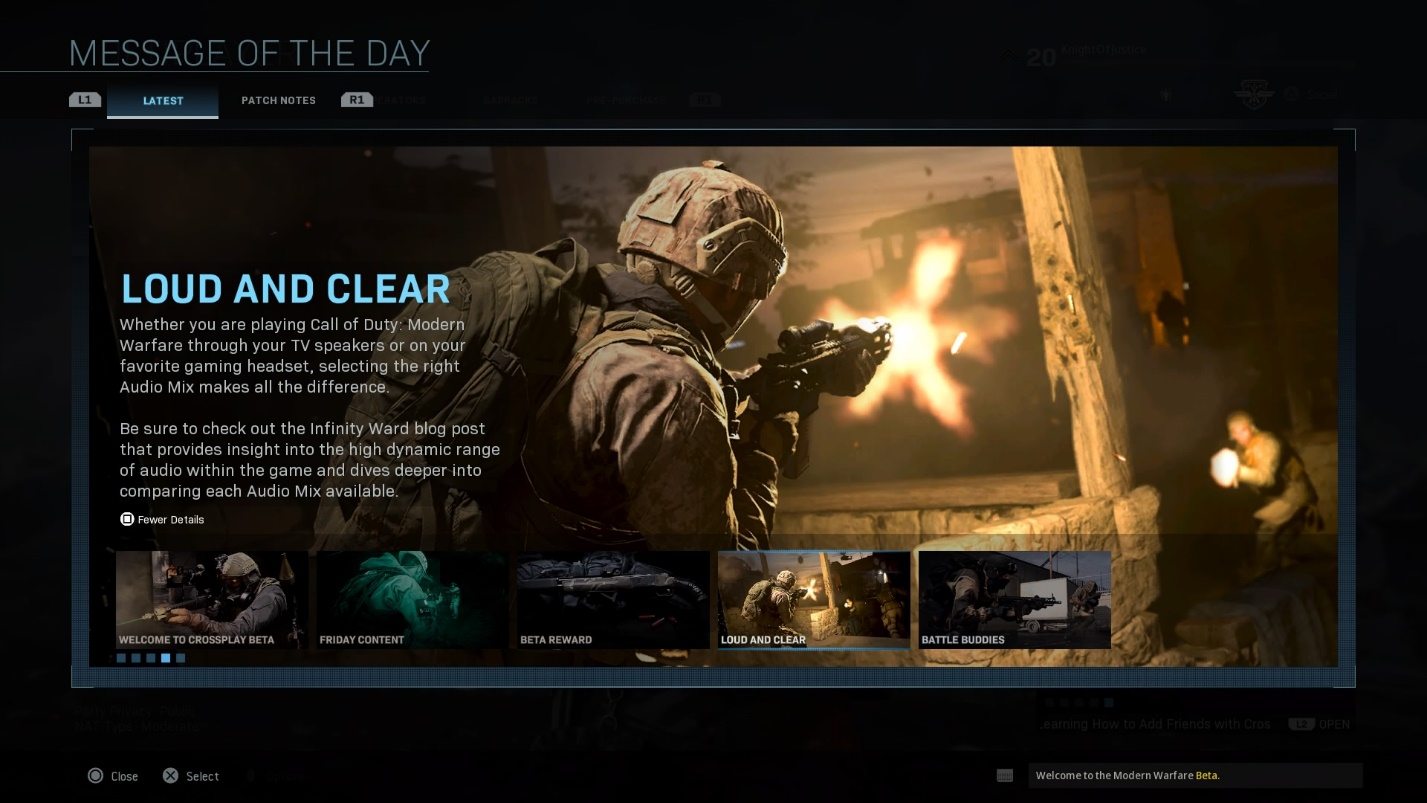 بررسی بتای بازی Call of Duty: Modern Warfare
