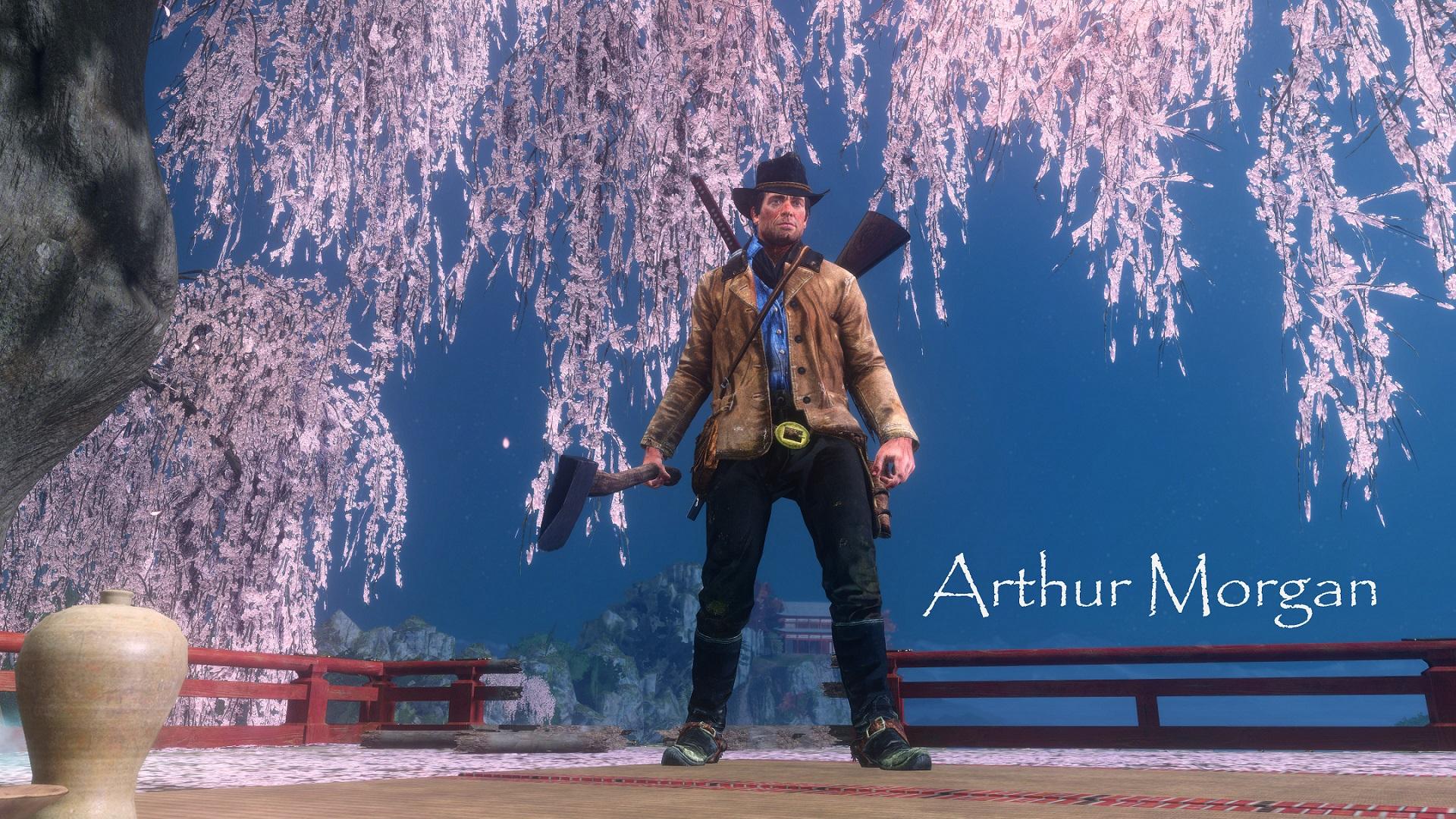 ماد جدید Sekiro: Shadows Die Twice شخصیت آرتور مورگان از Red Dead Redemption 2 را به بازی میآورد