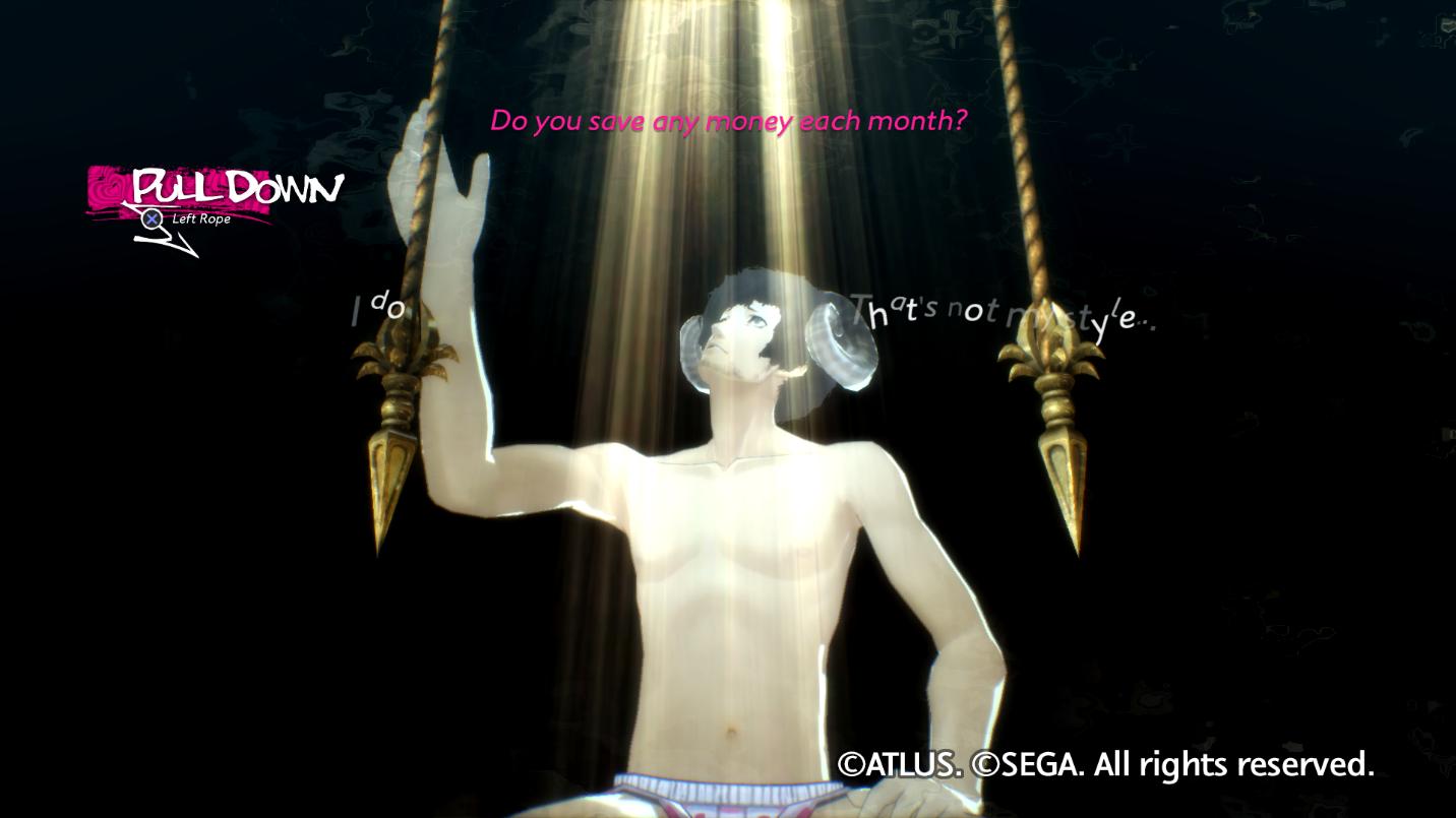 نقد و بررسی بازی Catherine: Full Body