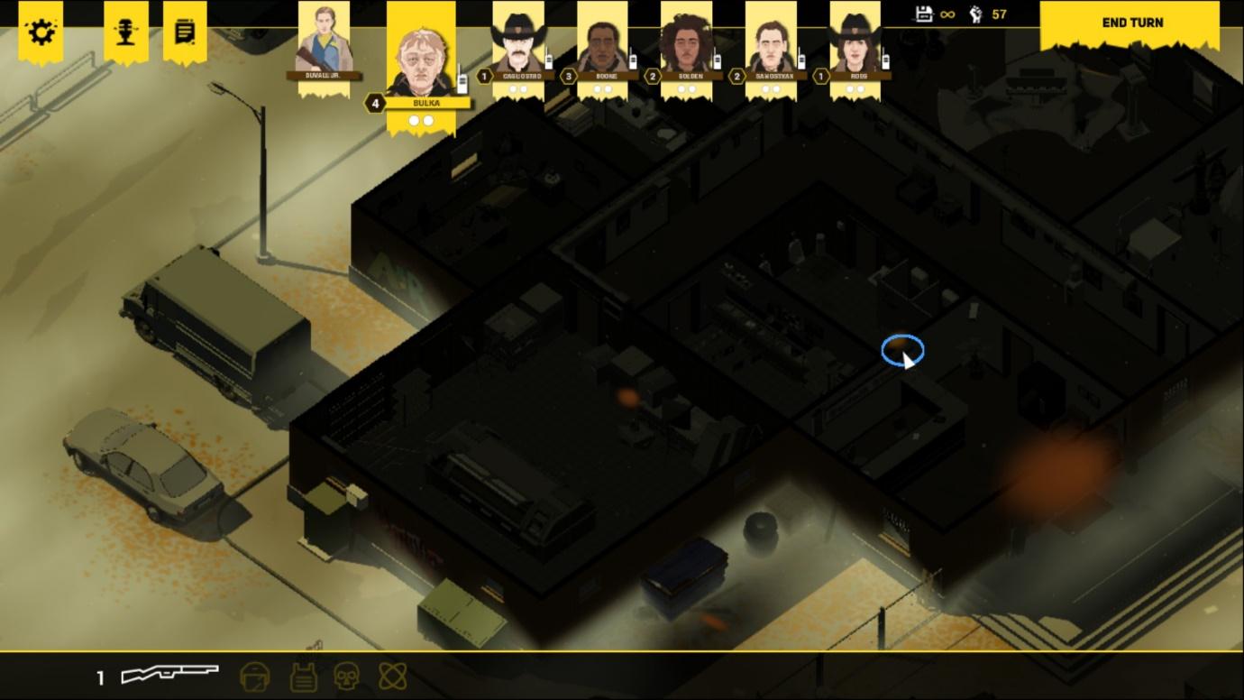 نقد و بررسی بازی Rebel Cops