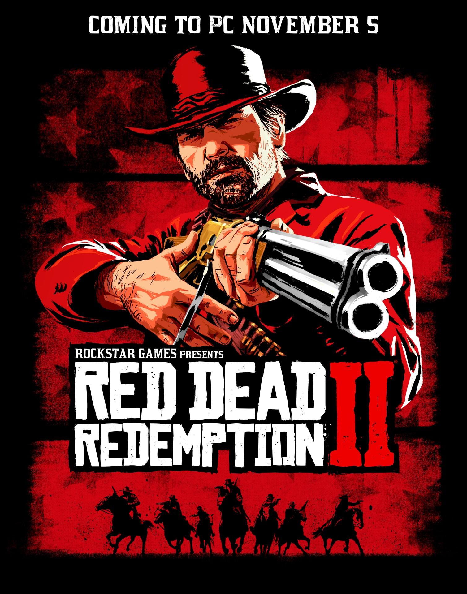 فوری: Red Dead Redemption 2 سرانجام از سوی Rockstar برای پلتفرم PC تایید شد