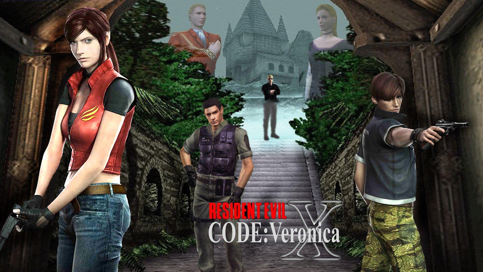 Resident Evil:Code Veronica