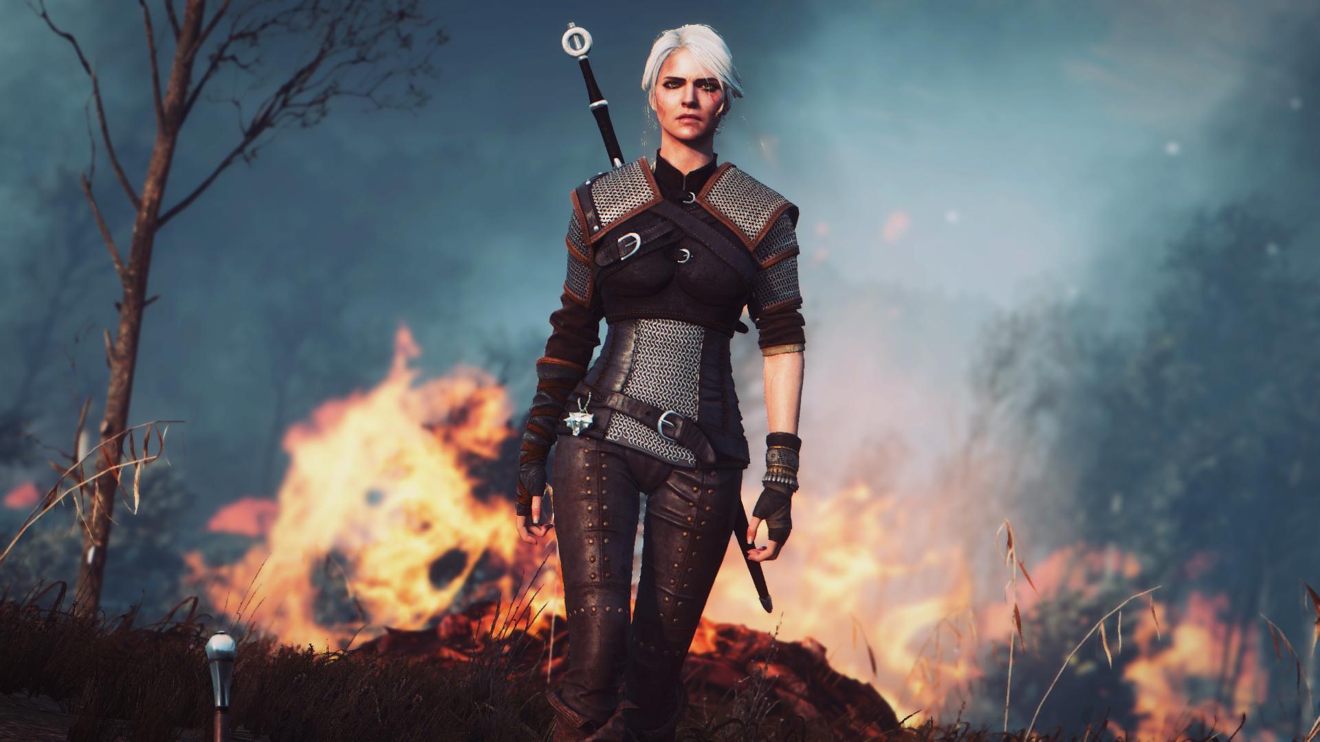 سیری میتواند گزینهی خوبی برای ایفای نقش اصلی بازی بعد باشد.