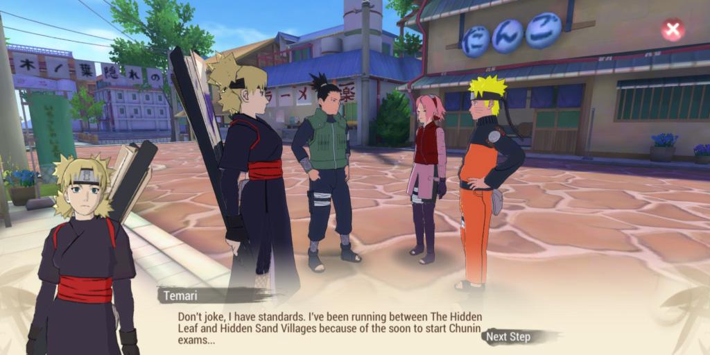 بازی Naruto: Slugfest در سبک MMORPG برای اندروید و IOS معرفی شد + جزئیات