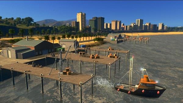 Paradox Interactive با انتشار تریلری، بسته الحاقی جدید بازی Cities: Skylines با نام Sunset Harbor را معرفی کرد . . .