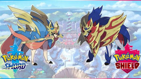 بسته الحاقی Pokemon Sword و Pokemon Shield