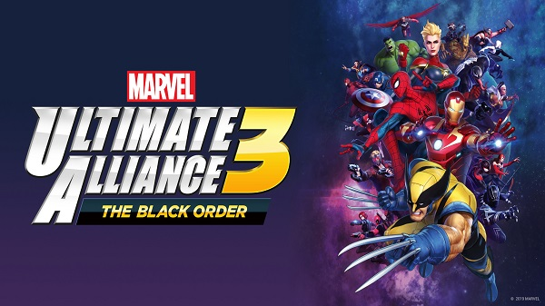 MARVEL ULTIMATE ALLIANCE 3: THE Black Order Expansion Pass - Pack 3